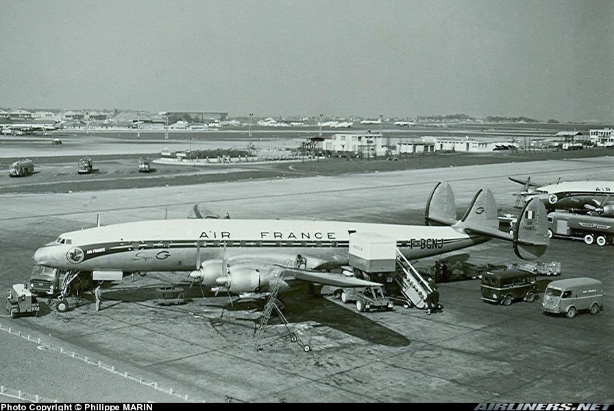 F-BGNJ ORLY 30 avril 1958