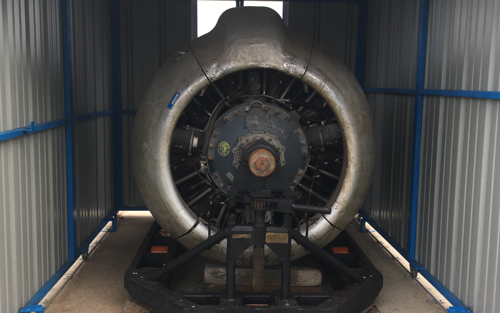 Moteur Wright 3350