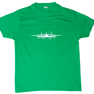 Tee Shirt Super constellation Vert face