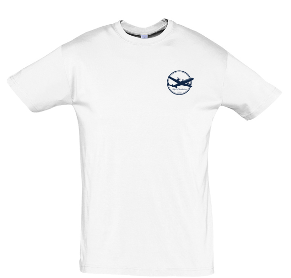 Tee Shirt Super constellation Blanc face