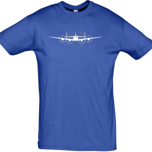 Tee Shirt Super constellation Bleu face