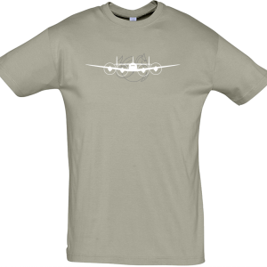 Tee Shirt Super constellation gris face