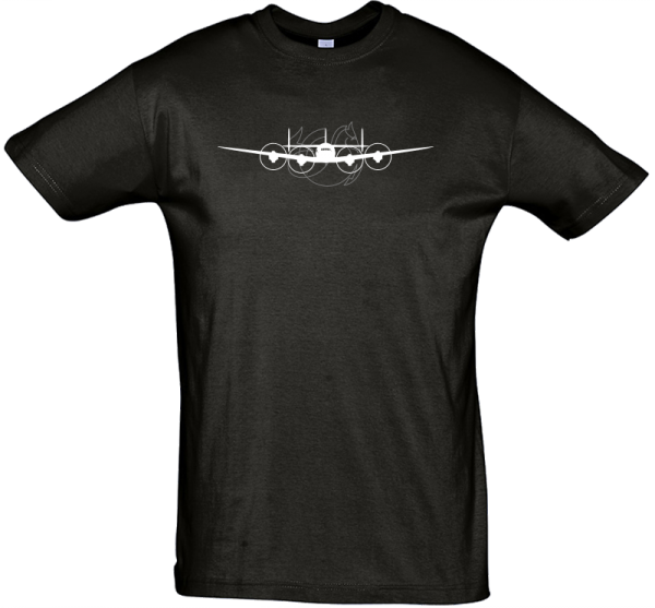 Tee Shirt Super constellation noir face