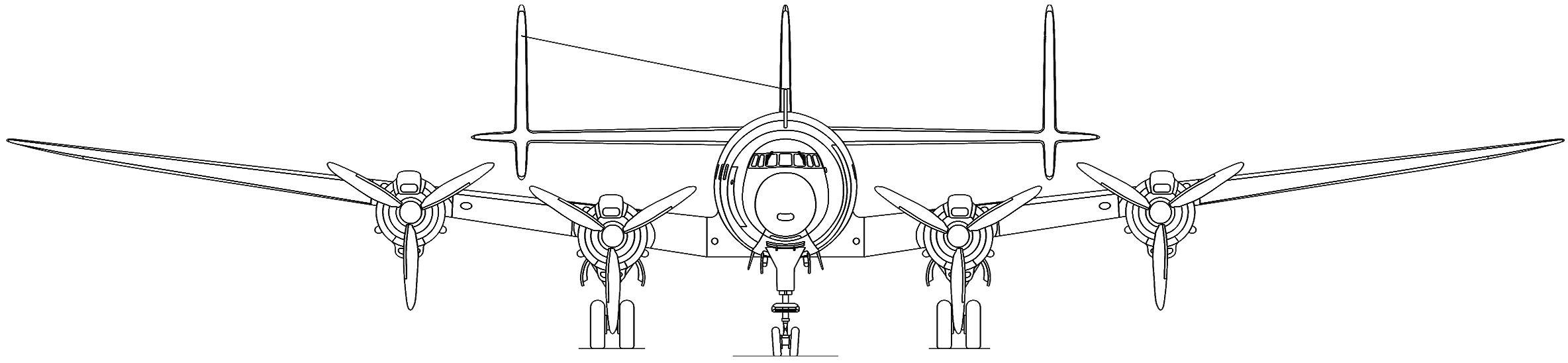 Boucle ceinture Air France Super Constellation