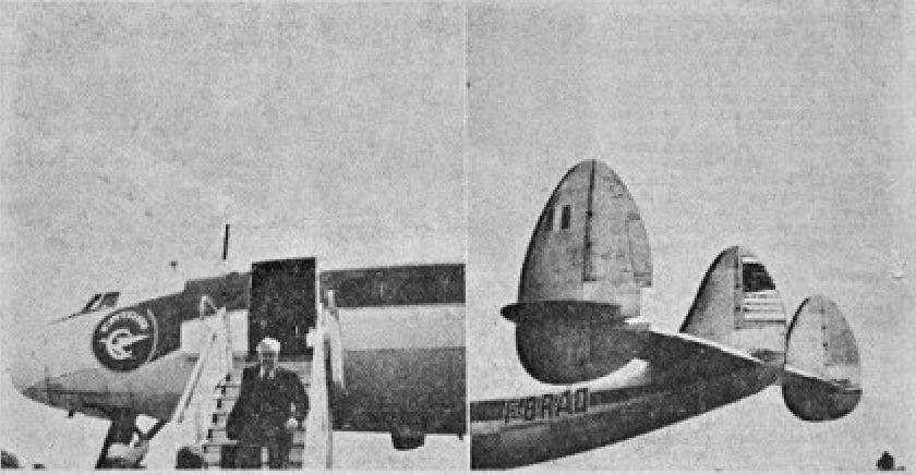 F-BRAD, F-BGNJ, dernier atterrissage.