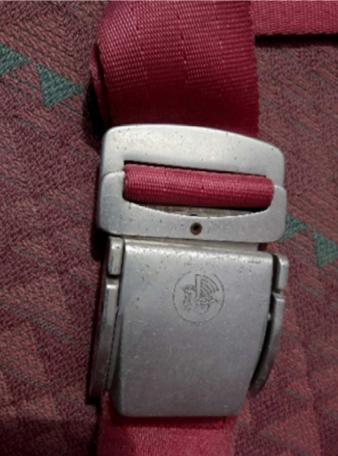 Détail ceinture caravelle