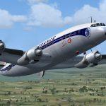 F-BGNJ Air France on Flight Simulator