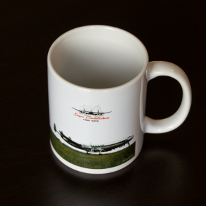 Mug Super Constellation F-BGNJ