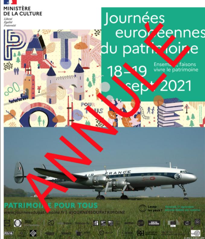 JEP 2021 Annulé